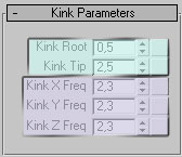 Вкладка Kink
